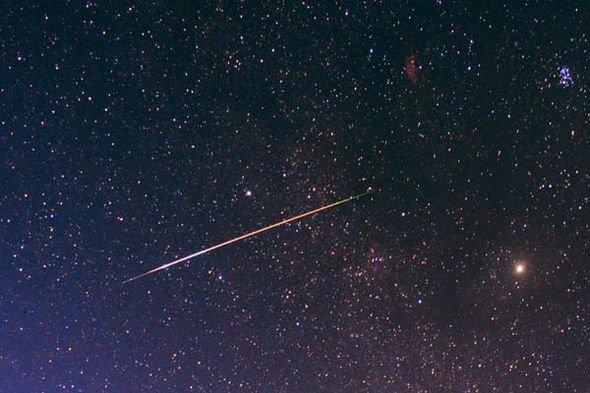 Quadrantids Meteor Shower 2019   Dubai Astronomy Group