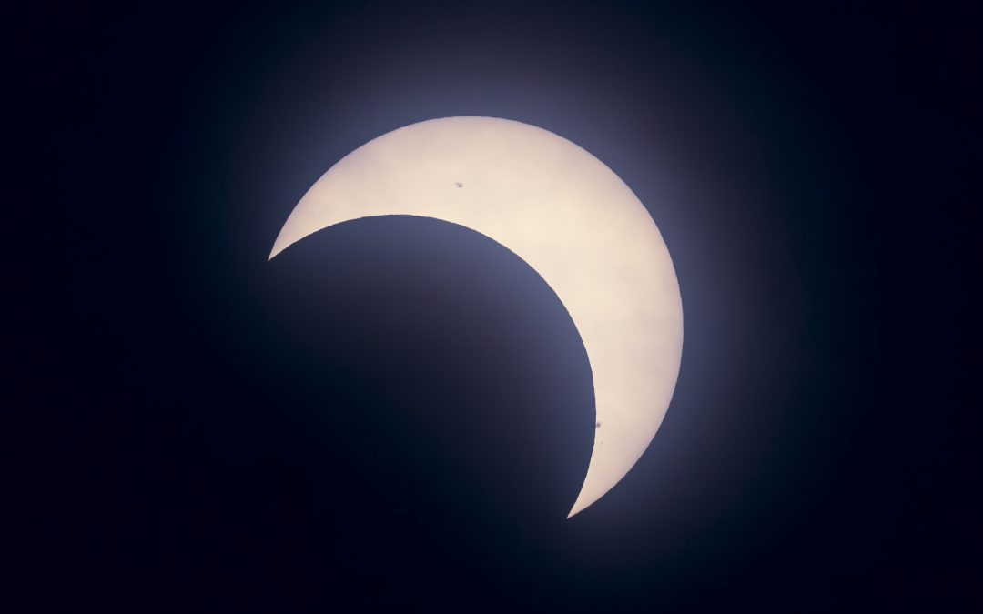 Watch The Full Partial Solar Eclipse of 2019